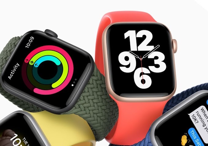Refurbished Apple Watch Series 6 and Watch SE Now For Sale