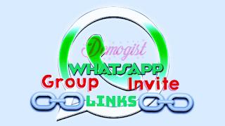 Whatsapp group invite link