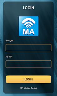 Aplikasi Android marketpulsa