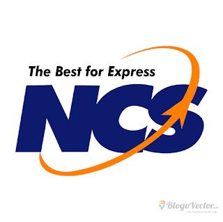 NCS Kurir Logo vector (.cdr)