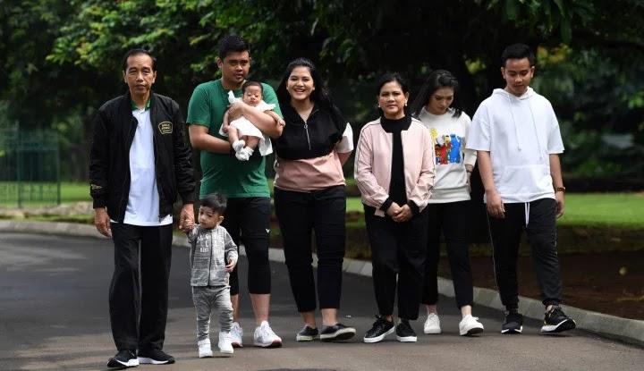Pantas Saja Jokowi Tidak Berani Segera Reshuffle, Takut Bobby dan Gibran Kandas di Pilkada