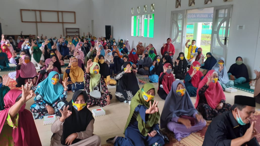 Ansar Ahmad Gelar Kampanye Dibeberapa Pulau d Kabupaten Lingga