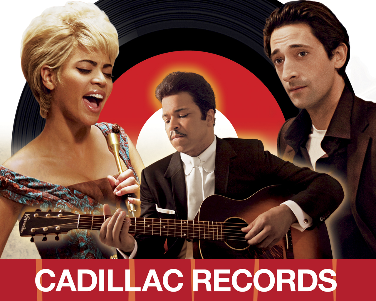 Cadillac Records, 2008, Film, Musikbiographie, 1950s, Chicago