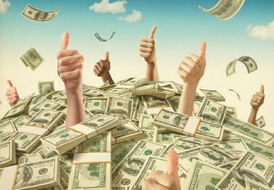 Hechizos para conseguir dinero al instante