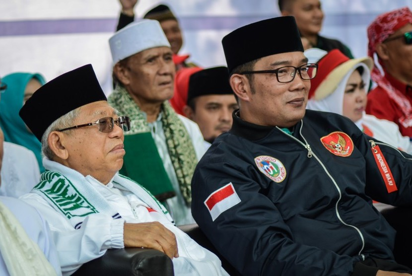 RK: Yang Datang di GBK Mayoritas Warga Jawa Barat