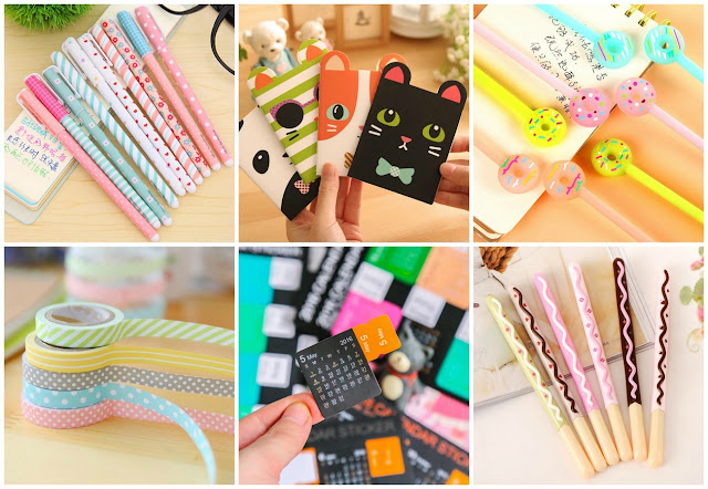 Aliexpress Wishlist: Stationary Edition