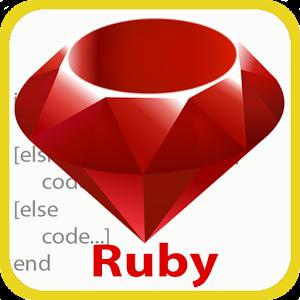 https://play.google.com/store/apps/details?id=com.apps1pro1.rubytutorial