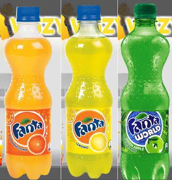 Cara mendapatkan Voucher minuman Fanta gratis dari Alfamart
