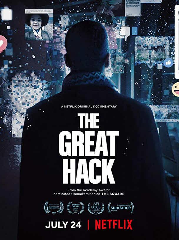 مشاهدة فيلم The Great Hack 2019 مترجم