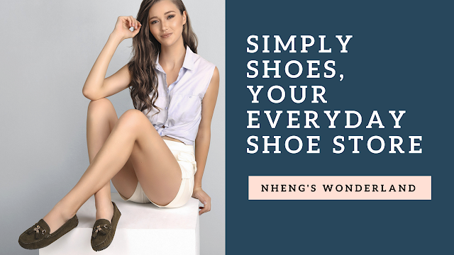 Simply Shoes, Your Everyday Shoe Store
