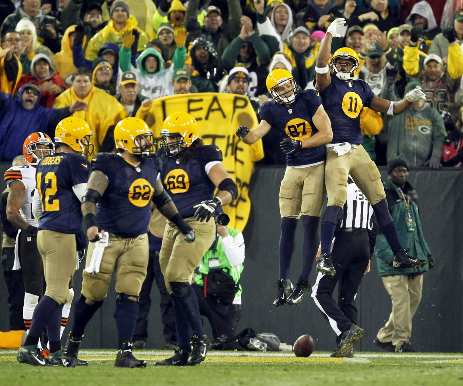 2127abc6f The Packers have scrapped their Acme Packers throwbacks ...