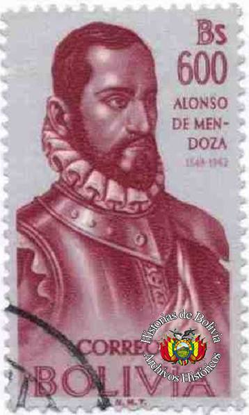 Alonso de Mendoza (1480/1490–1550): capitán y conquistador español