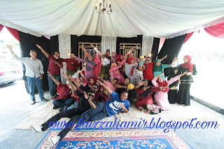 Our Wedding Story ~ FauzeeXFaizah ~ Bertandang ~ Family Moment