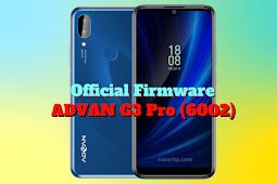 Firmware Advan G3 Pro (6002)