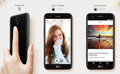 Spesifikasi LG K10 (2017), Harga baru LG K10 (2017), Harga bekas LG K10 (2017)