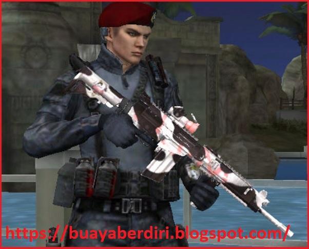 Weapon SC-2010 Vaquinha Pointblank
