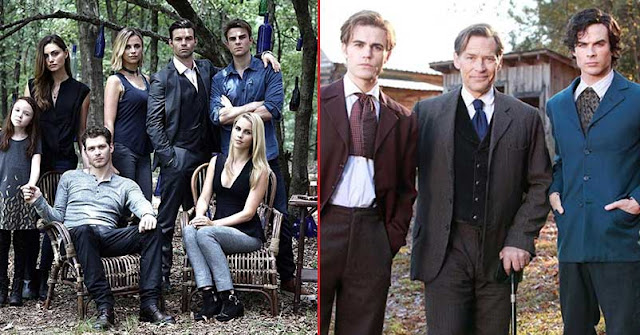 TVD: Which Family Do You Belong?