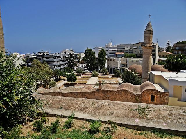 miasto Rethymno Kreta