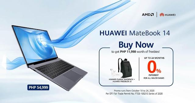 Huawei MateBook 14 Gizmo Manila
