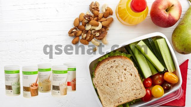 Menu Makan Siang untuk Diet Herbalife
