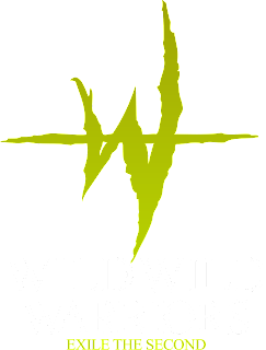 EXILE THE SECOND LIVE TOUR 2016-2017 ツアーロゴ WILD WILD WARRIORS グリーン