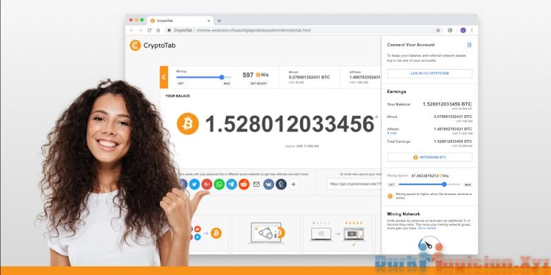 Crypto Tab Browser দিয়ে Bitcoin Earn করুন শুধু মাত্র Surfing করে - Android/PC