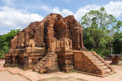 越南美山聖地