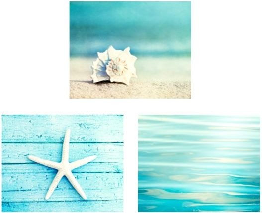 Serene Calm Beach Photo Prints