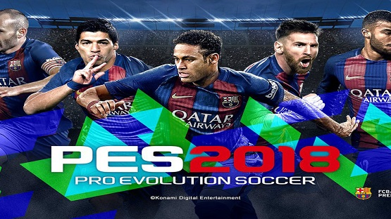 Pro Evolution Soccer 2018 Free Download Pc Game