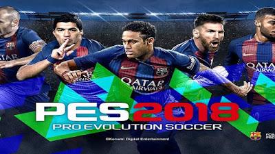 Pro Evolution Soccer 2018 v1.05-REPACK