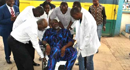 Melaye moved to DSS medical facility, Police confirm