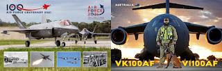 ( INFORMACIÓN ) VI100AF y VK100AF, Australia