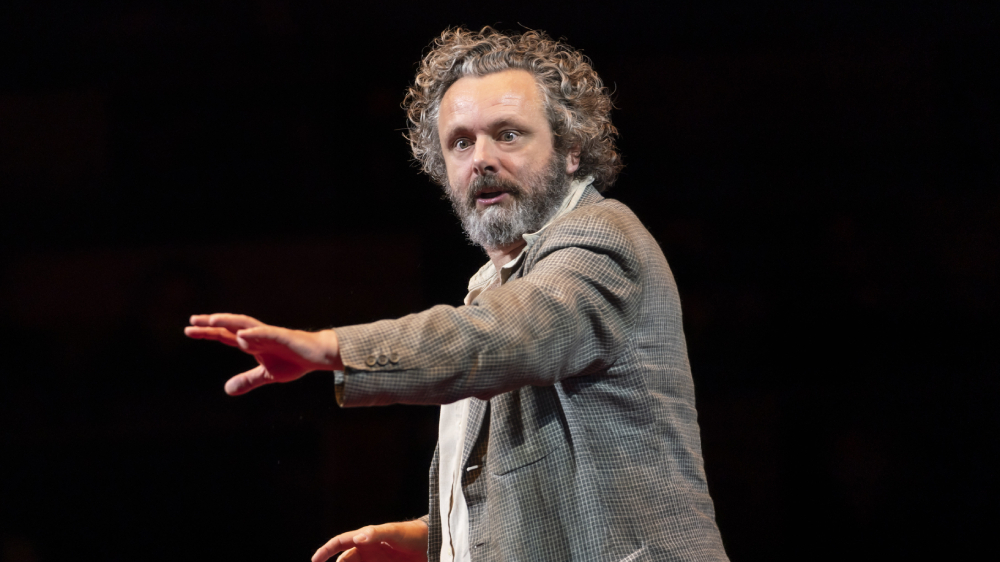 Michael Sheen wants you to turn your phone off (and I do too)