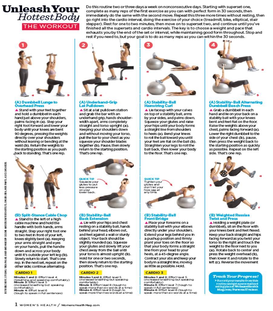 Senyorita Lakwatsera: Core Exercises