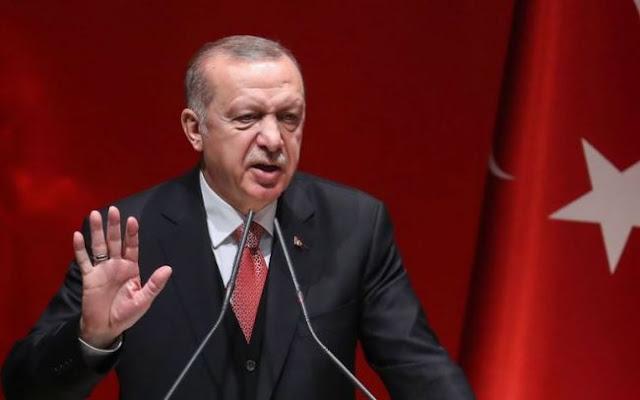 Ερντογάν προς ΗΠΑ: Οι σχέσεις μας δεν μπορούν να παραμείνουν υγιείς