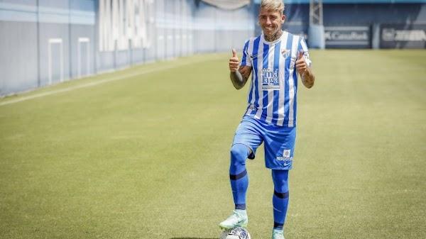 """Brandon Thomas - Málaga -: """"Mi prioridad era venir aquí"""""""