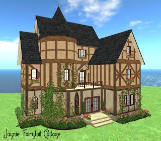 Jaynie Fairytail Cottage