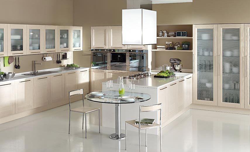 Cocinas italianas modernas record cucine ideas para for Cocinas modernas para apartamentos