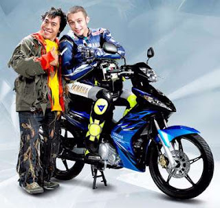 Yamaha Jupiter MX pertama kali dilaunching di Jakarta, Indonesia pada tanggal 18 September 2005
