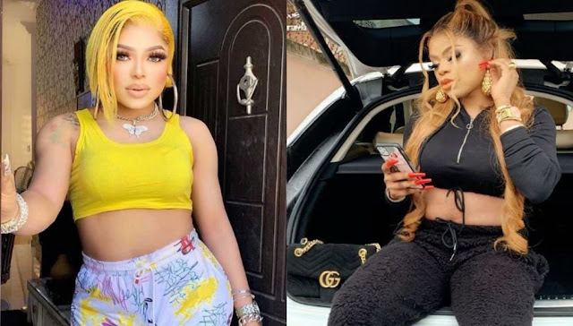 You are Jobless and Will Forever be Jobless- Bobrisky rain curses on a Troll who said he is making noise on social media
