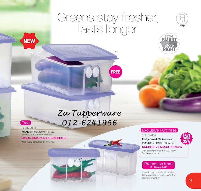 Tupperware Catalogue 13th August - 30th September 2016