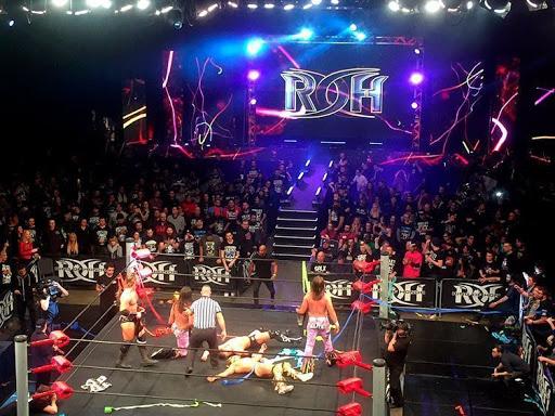 ROH - Rush, Dragon Lee, Lethal y Gresham y los Mexa Squad acaparan ahora mismo Ring of Honor