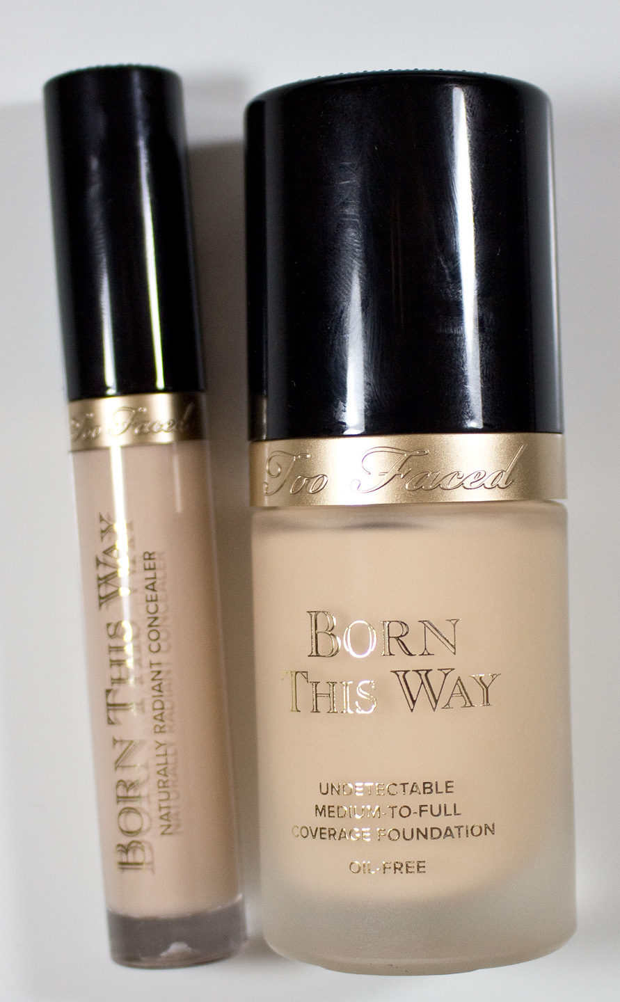 WARPAINT And Unicorns: Too Faced Born This Way Natually