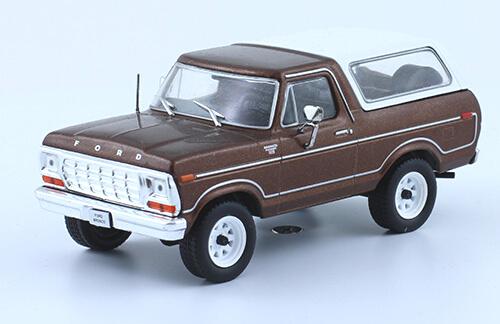 Grandes autos memorables Ford Bronco