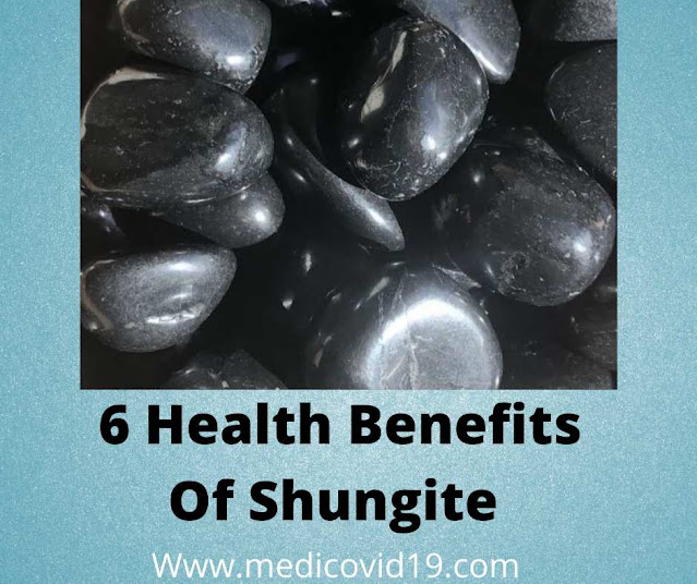5+ Health Benefits of Shungite For You