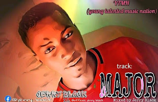 JERRY BLACK - MAJOR