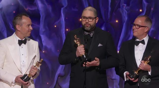 Toy Story 4 Oscar Acceptance Speech