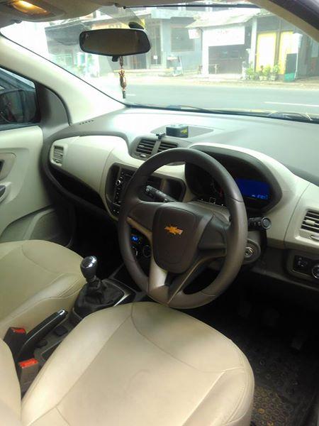 harga bekas Chevrolet Spin LTZ tahun 2013