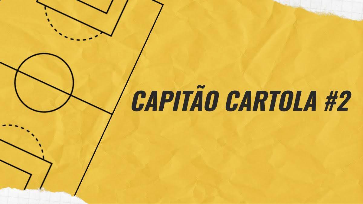 Capitão Cartola #2 - Cartola FC 2020