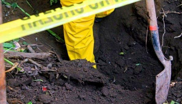 Descubren 35 cadáveres en fosas clandestinas en Jalisco, México